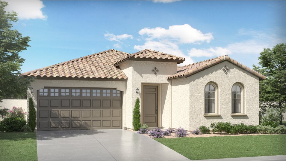 Asher Pointe Signature Sage 4022 Spanish Colonial Exterior A