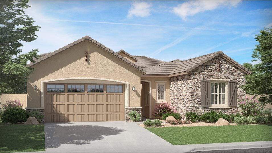 Asher Pointe Signature Aspen 4578 French Country