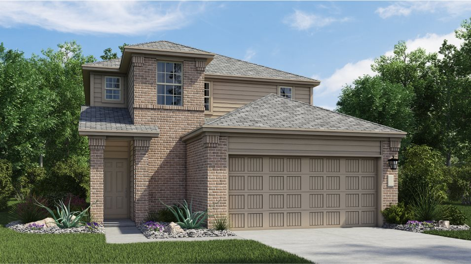 Lakeside at Tessera Ridgepointe Collection Winsdale A
