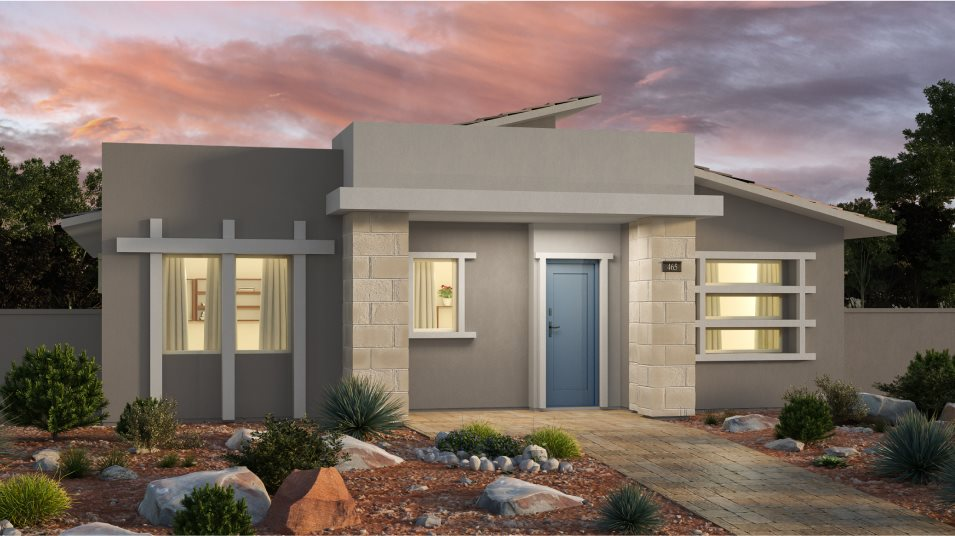 Cromwell Carson Exterior Style Desert Contemporary