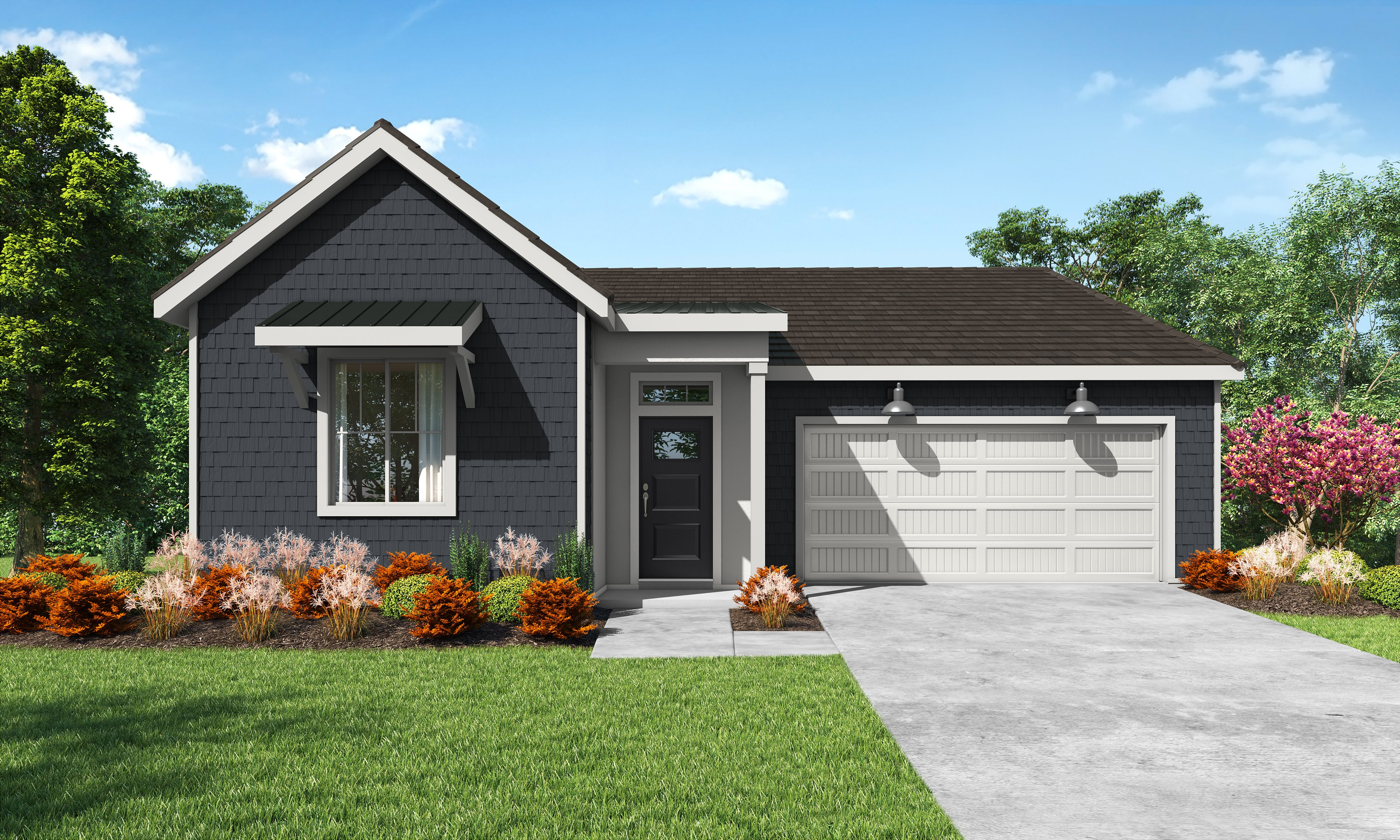 Riverstone Clementine Series Olive Exterior B