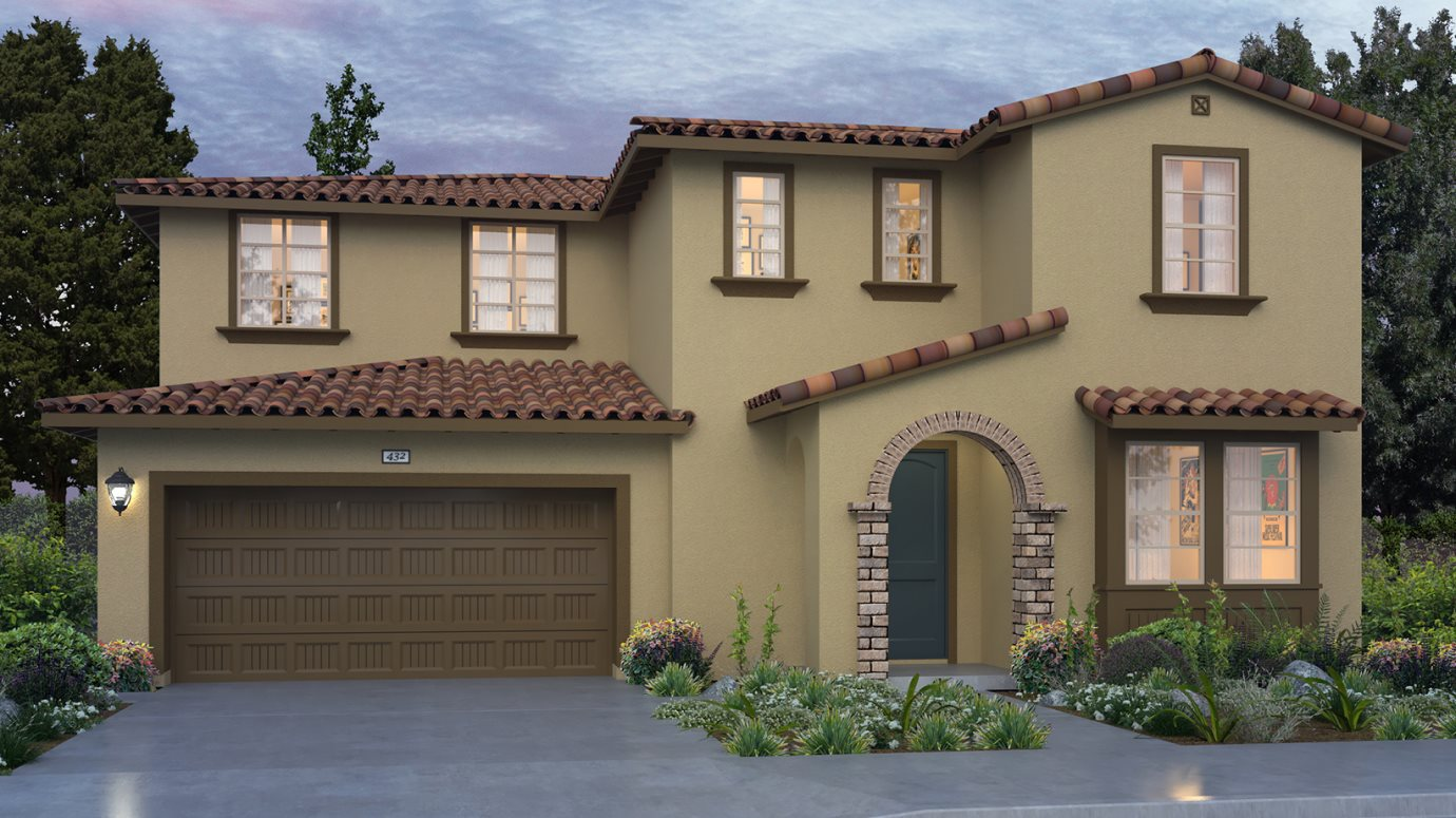 Everly Parklane Residence Three Exterior