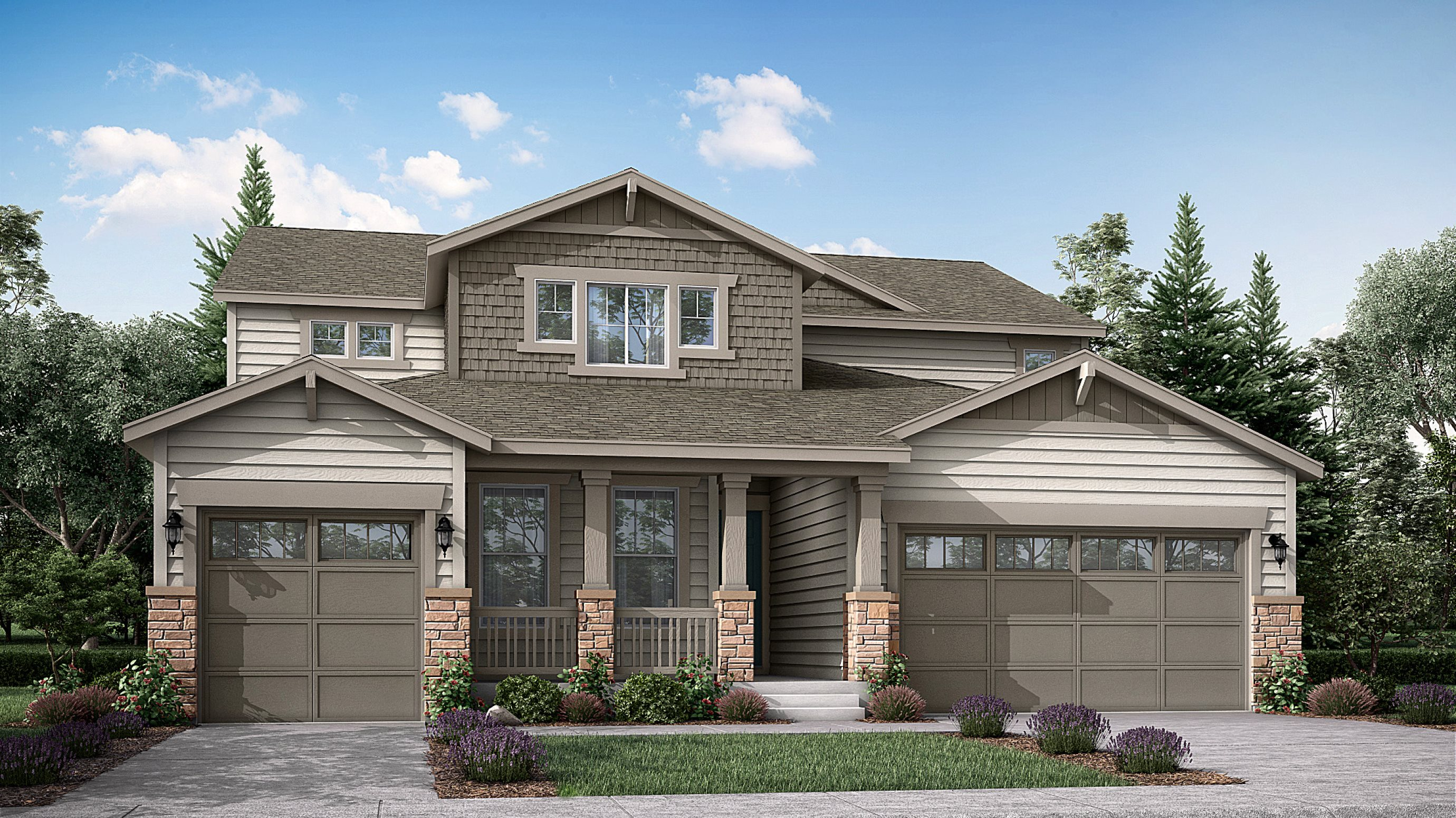 Wild Rose The Grand Collection SuperHome