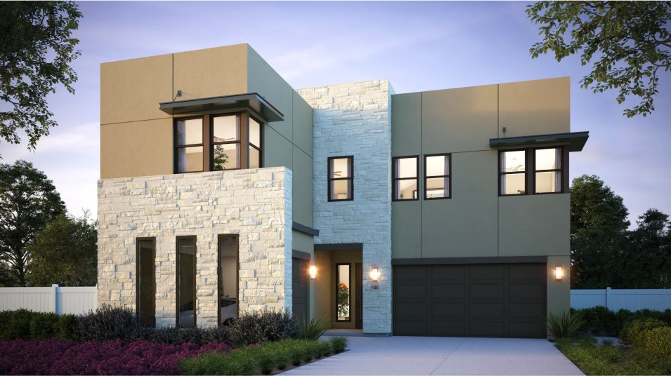 Alta at 3 Roots - Residence 3X Exterior A
