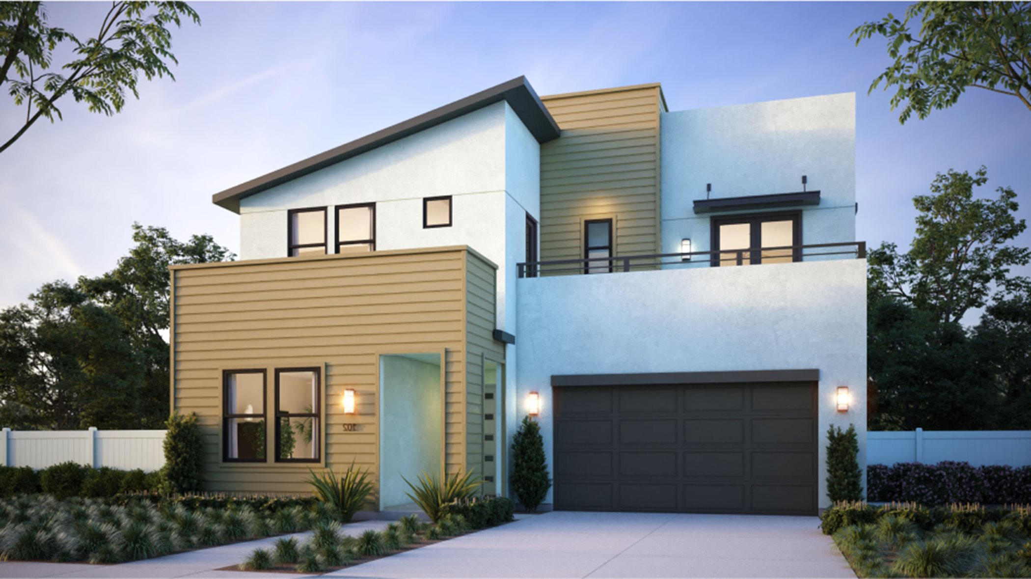 Alta at 3 Roots - Residence 1 Exterior B
