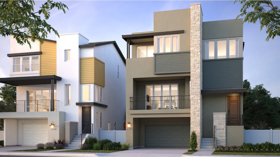 3 Roots Citrine Residence 3R Contemporary - B