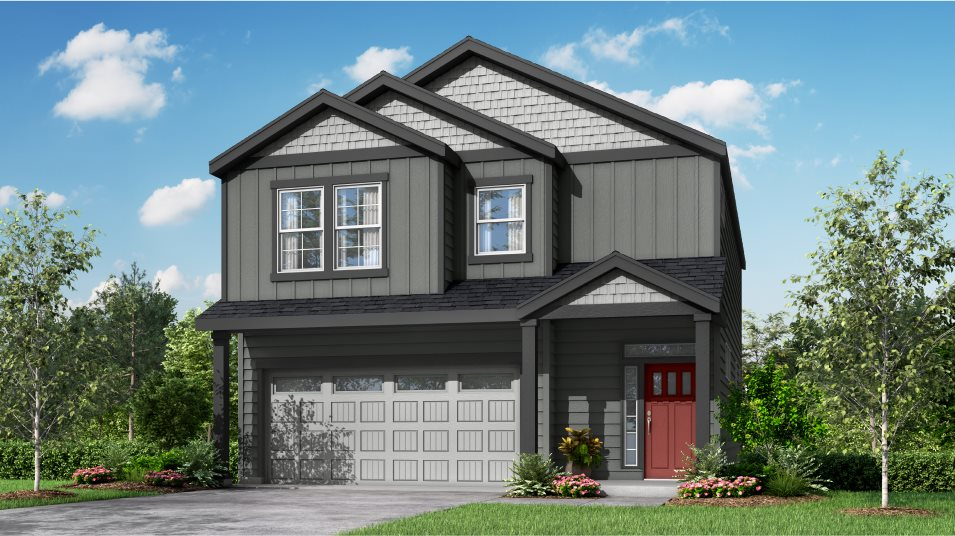 The Cascade Collection at Gales Creek Terrace Birch American