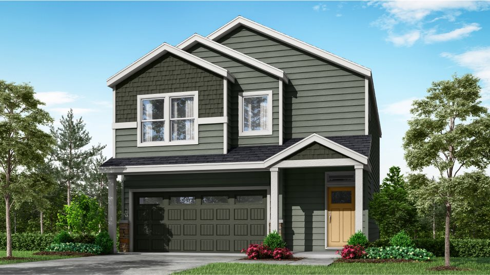 The Cascade Collection at Gales Creek Terrace Birch Craftsman