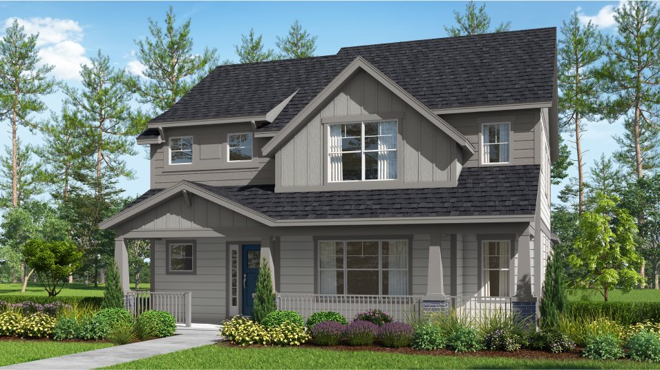 Reed's Crossing The Prestige Collection Kensington Craftsman