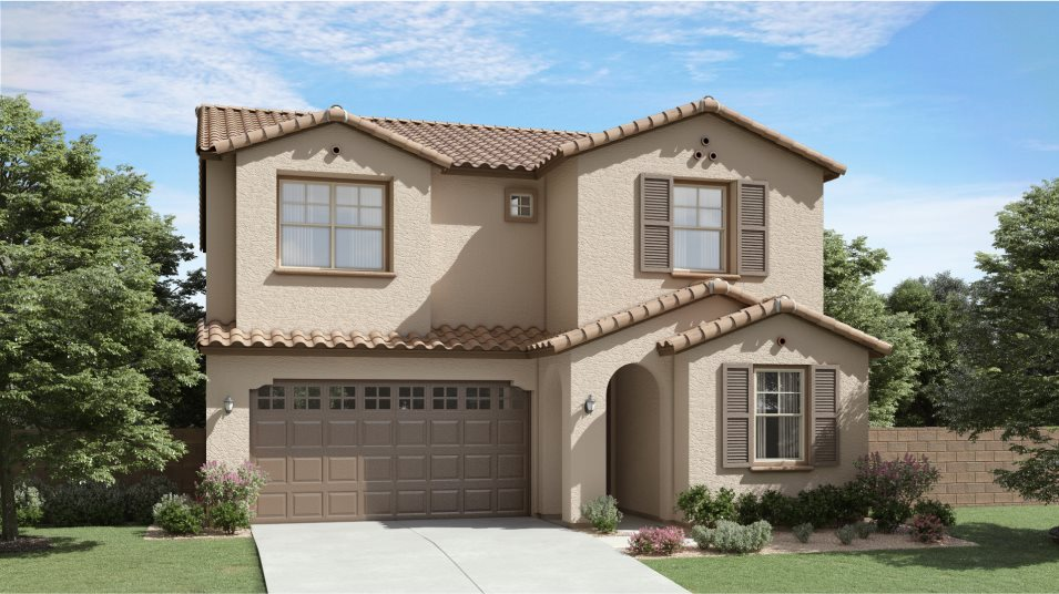 Mystic Discovery Cottonwood 3524 Spanish Colonial