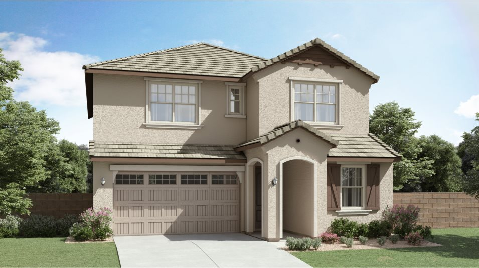 Mystic Discovery Cottonwood 3524 French Country