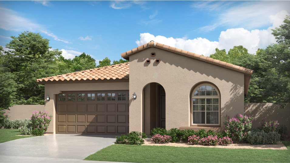 Peralta Canyon Discovery Ironwood 3518 Spanish Colonial