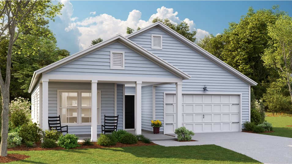 Waterside at Lakes of Cane Bay Arbor Collection Litchfield II Litchfield N