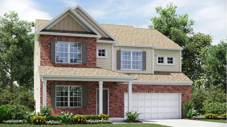 Gambill Forest: Enclave Forsyth Exterior B
