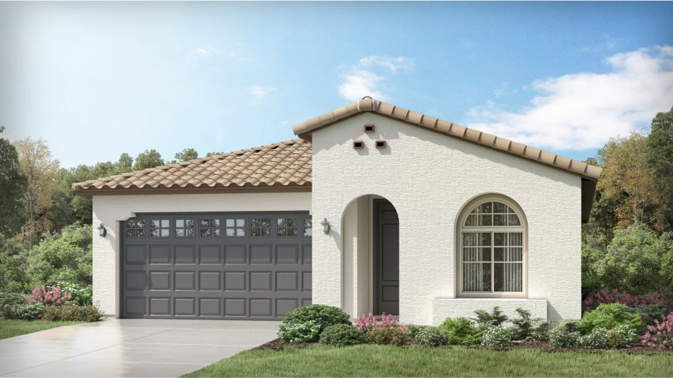 Western Enclave Arbor & Discovery Ironwood 3518 Spanish Colonial