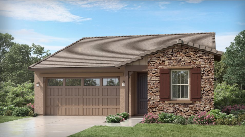 Western Enclave Arbor & Discovery Ironwood 3518 Western Territorial
